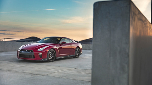 Фотогалерея Nissan GT-R Track Edition 2017 для рынка  США.