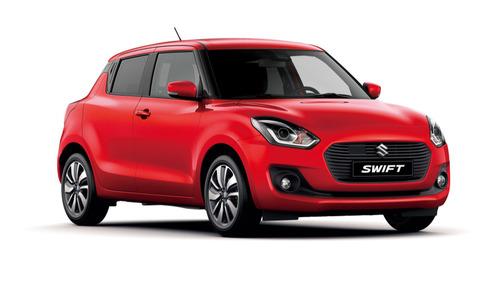 В Женеве показали европейский Suzuki Swift.