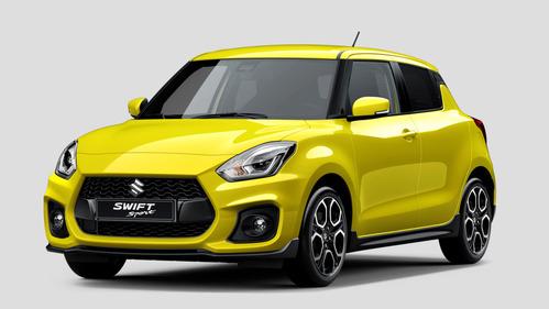 Suzuki Swift получит версию Sport.Новости Am.ru