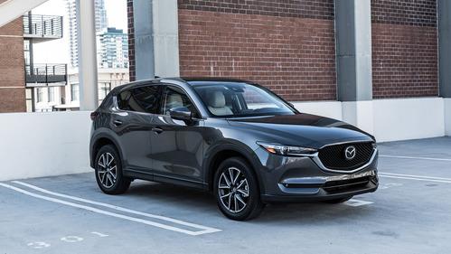 Названы российские цены на Mazda CX-5 нового поколения.Новости Am.ru
