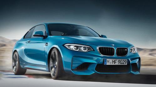 Рассекречены детали предстоящего обновления BMW M2.