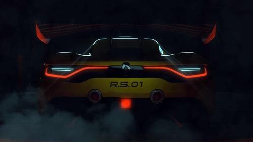 Спортивный дебют Renault в Мсокве
