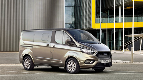 Ford Tourneo Custom подвергли рестайлингу.Новости Am.ru