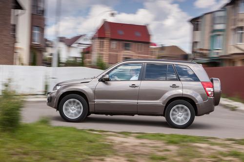 Тест-драйв Suzuki Grand Vitara: Неубиваемый - Журнал am.ru