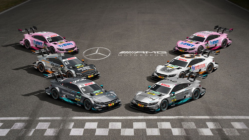 Mercedes-Benz уходит из DTM ради Формулы-Е.Новости Am.ru