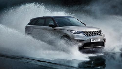 Все подробности о новом Range Rover Velar.