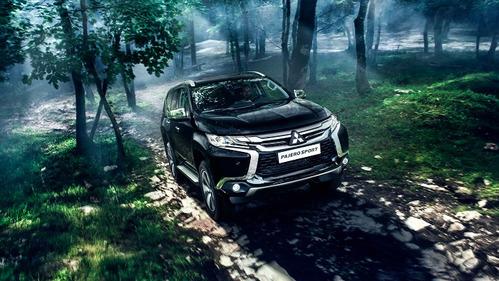 Объявлены цены на дизельный Mitsubishi Pajero Sport.