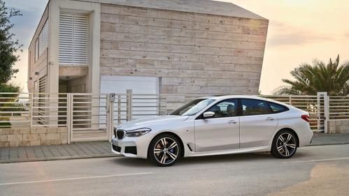 Фотогалерея BMW 6 Series Gran Turismo.