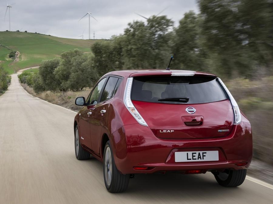 Запчасти Nissan Leaf - farpost.ru