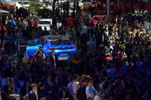 Обзор Шанхайского автосалона – читать и смотреть фото на Am.ru