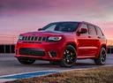 Официальные фотографии Jeep Grand Cherokee Trackhawk - смотреть фото на Am.ru.