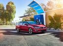 Фотогалерея Honda Clarity Fuel Cell 2017.