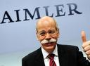 Работники Daimler получат  вторую по величине премию в истории фирмы.