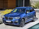BMW представила кроссовер Х3 нового поколения.Новости Am.ru