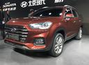 В Китае показали  новый Hyundai ix35 для местного рынка.