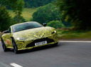 Шпионские фотографии Aston Martin Vantage нового поколения