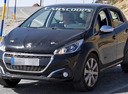 Шпионские фото мини-кроссовера Peugeot. Новости Am.ru