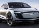 Шанхайский концепт Audi e-tron Sportback пойдёт в серию через два года.