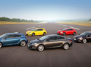 Фотогалерея моделей Opel Astra J.