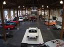 Первыми знакомимся с новым частным музеем Mazda   в Германии.