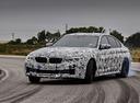 BMW M5 получит три режима полного привода.Новости Am.ru