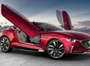 Электрический концепт MG E-motion может пойти в серию в 2020 году.