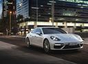 Фирма Porsche рассекретила Panamera Turbo S E-Hybrid.