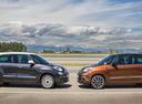 Семейство Fiat 500L в ходе обновления получило 40% новых деталей.