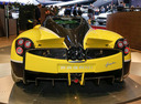 Pagani оценила обвес Pacchetto Tempesta для купе Huayra за 160 000 евро.Новости Am.ru