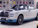 Последний Rolls-Royce Phantom Drophead Coupe выставили на продажу.Новости Am.ru