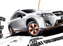 Subaru выпустит STI-версию гибрида XV.