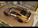 Ролик о производстве лимитированной серии Porsche 911 Turbo S Exclusive Series.