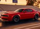 Рассекречен Dodge Challenger SRT Demon.Новости Am.ru