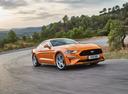 В Германии показали обновлённый Ford Mustang для Европы.