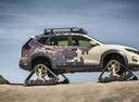 Nissan представил обновлённый гусеничный Rogue Warrior.Новости Am.ru