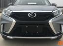 Китайцы из Land Wind скопировали дизайн Lada XRay.Новости Am.ru