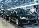 Audi хочет снова производить машины в России.