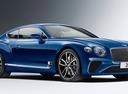 Официальные фотографии Bentley Continental GT нового поколения – смотреть фото на Am.ru.