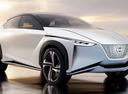 Фото концепт-кара Nissan IMx - смотреть фото на Am.ru
