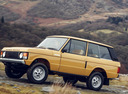 Jaguar Land Rover будет реставрировать и продавать Range Rover 1970-х годов.Новости Am.ru