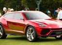 Кроссовер Lamborghini получит гибридную версию.Новости Am.ru