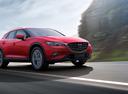 Mazda CX-4 останется в Китае.