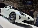 На что способно новое купе Alpine A110.
