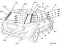 JLR запатентовал в США улучшения аэродинамики своих моделей.