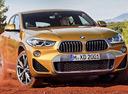 BMW  представила компактный кроссовер - X2. Новости Am.ru