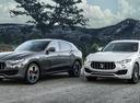 Maserati испытывает кроссовер Levante с двигателем V8.Новости Am.ru