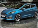 Фотогалерея нового Ford Fiesta ST.
