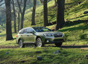 Subaru Outback обновили к 2018 модельному году.
