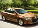 Chevrolet Cavalier выходит на международный рынок. Новости Am.ru