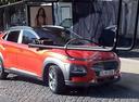 Hyundai Kona рассекречен в Португалии.